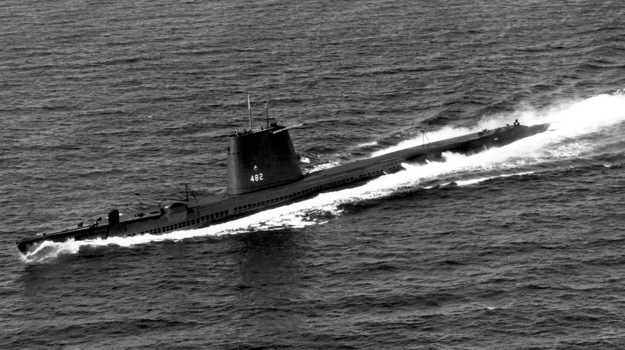 [ Irex at sea 1965 ]